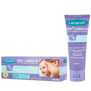 Lansinoh HPA Lanolin Cream 40ml