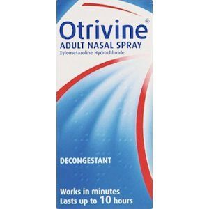 otrivine adult nasal spray original 10ml
